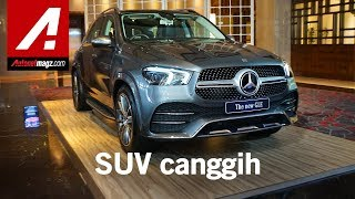 Mercedes-Benz GLE 450 2020 Indonesia   First Impression Review