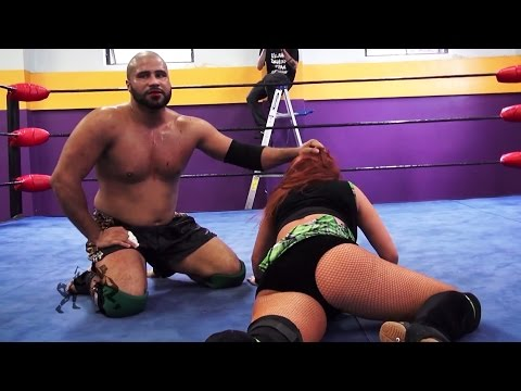 Free Match Veda Scott vs. Jaka Beyond Wrestling Intergender Mixed Women s Team Pazuzu