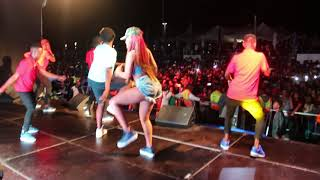 Babes Wodumo Live F ink Party