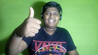 Thalapathy fan reaction for mersal offical teaser REACTION