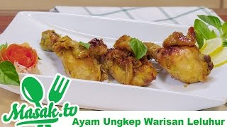 Ayam Ungkep Warisan Leluhur Feat Hijab Chef