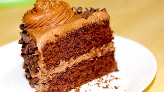 No Bake Sponge Cake Recipe/Amazing Cake Without Oven--Cooking A Dream