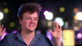 Benji Matthews: 17 Year Old Sings Another Impressive Original to Take A Seat! The X Factor UK 2017