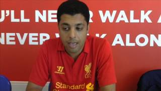 Student learning English in Liverpool at LILA* - Student of the Month (July 2012).mov