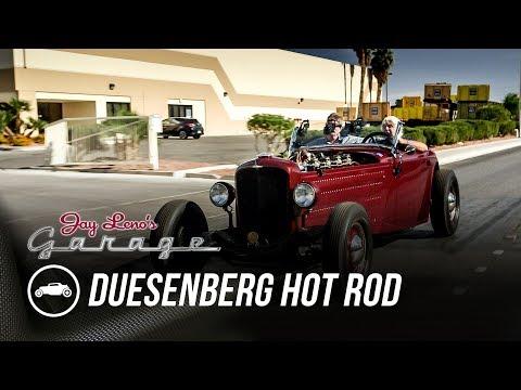 1934 Duesenberg Hot Rod - Jay Leno's Garage