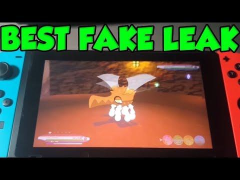Pokemon Sword and Shield Gameplay Leak WAS FAKE!