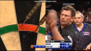 Phil Taylor- Almost 3x 9 DART FINISHES
