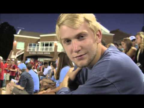 day in the life of a UNC freshman: 27-29.