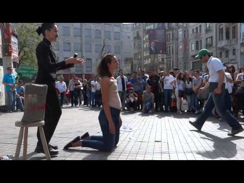 Xxx Mp4 WhOMAN Performance Art Woman Shaved Istiklal Galatasaray Istanbul Turkey Margaux Aubin 3gp Sex