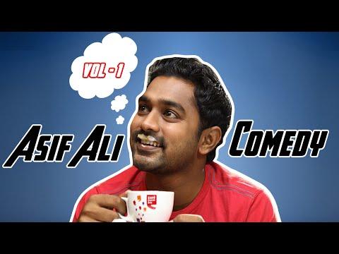 Asif Ali   Comedy Scenes   Latest Malayalam Movies   Comedy Jukebox