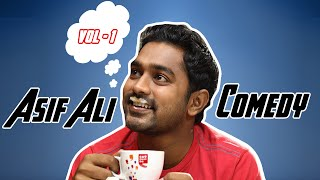 Asif Ali | Comedy Scenes | Latest Malayalam Movies | Comedy Jukebox