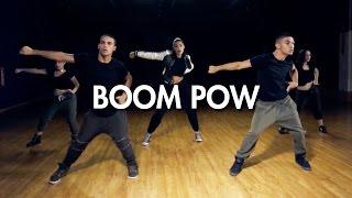 Alexandra Stan - Boom Pow (Dance Video)   Mihran Kirakosian Choreography