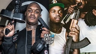 Glo Gang Detroit's SmokeCamp Chino Disses Lud Foe, Rocaine Disses Lud Foe & Rico Recklezz