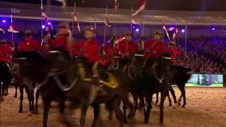 Andrea Bocelli sings at the Queen's 90th Birthday celebration - HD1080p