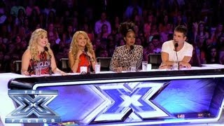 YES! YES! YES! - THE X FACTOR USA 2013