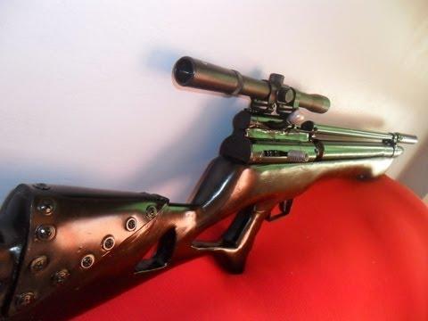 tutorial arma de pressão pcp caseira 6mm pr homemade airgun.wmv