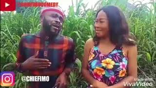 Chief Imo Comedy || chief imo and maggi goes on holiday .|| episode