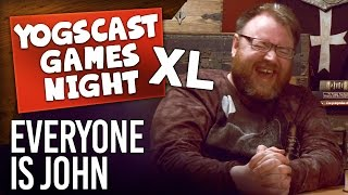 MIND-NUMBING CHAOS | Everyone Is John (Games Night XL)