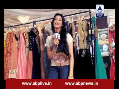 Digangana Suryavanshi steps out to shop Indian wears