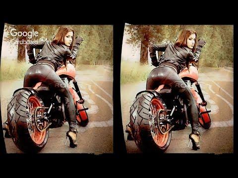 Xxx Mp4 3D Route 66 Motorcycle Ride VR Virtual Reality Vídeo Google Cardboard VR Box 3gp Sex