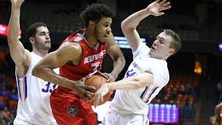 New Mexico Spreads The Wealth In Win Over Boise State