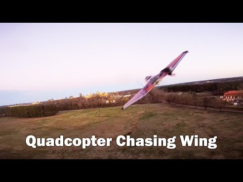 Xxx Mp4 The Chase Is On FPV Quad Chasing A Wing Part 2 Feat Shelby Voll 3gp Sex