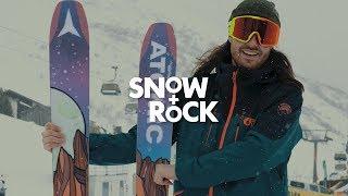 Atomic Backland Bent Chetler Pro Model 2019 Ski Review by Snow+Rock