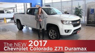 New 2017 Chevrolet Colorado Z71 (Duramax & Gas) - Mpls, St Cloud, Monticello, Buffalo, Rogers, MN