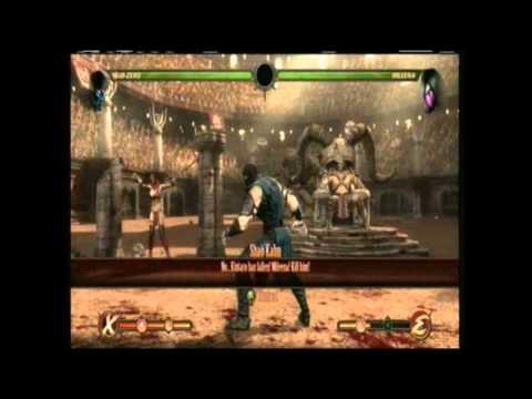 Mortal Kombat 9 Challenge Ladder #300