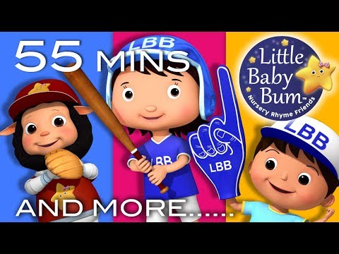 Xxx Mp4 Little Baby Bum Take Me Out To The Ball Game Nursery Rhymes For Babies Songs For Kids 3gp Sex
