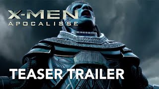 X-Men: Apocalisse | Teaser Trailer [HD] | 20th Century Fox
