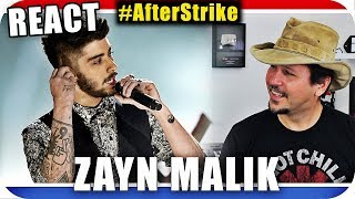ZAYN MALIK - Pillow Talk - ONE DIRECTION - Marcio Guerra Reagindo Music Live React #AfterStrike