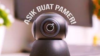 Review Insta360 Air - ASIK BUAT PAMER!