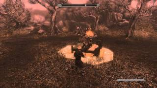 SKYRIM How To Wake Up Pelagius The Tormented Quest Puzzle Commentary + Tutorial