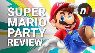 Super Mario Party Nintendo Switch Review - Is It Worth It?