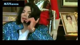 Michael Jackson le canta por telefono a Elizabeth Taylor - Subtitulado en Español