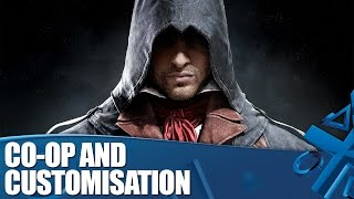 Assassin's Creed Unity - Co-op, stealth and assassin customisation