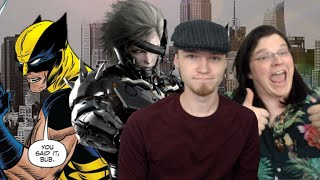 Let's Watch DEATH BATTLE | Wolverine VS Raiden