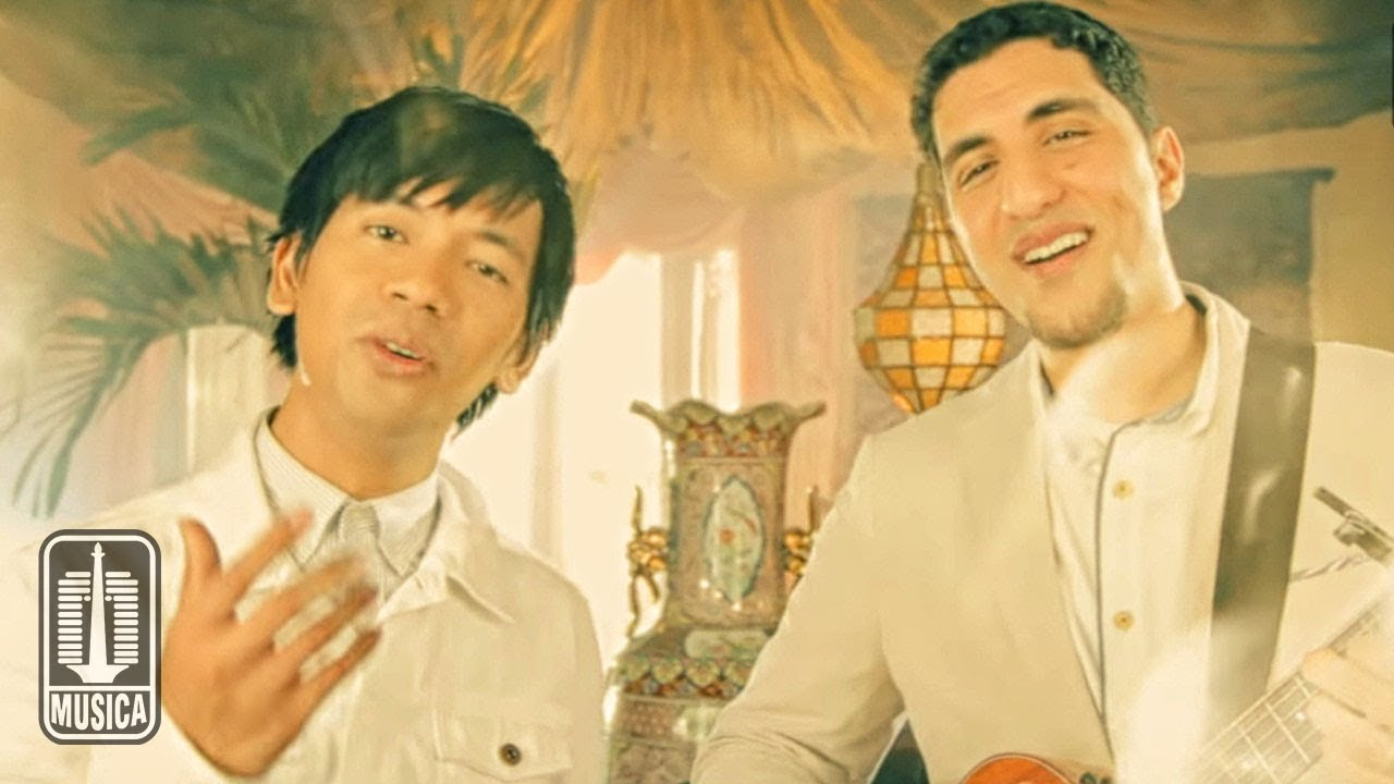 D'MASIV with Raef - Tala'Al Badru (Official Music Video)
