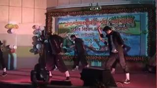 Jalalabad cantonment (JCPSC) western dance