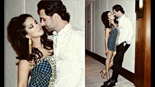 Sunny Leone And Daniel Weber Hot Cozy Moment