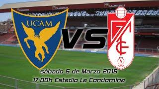 05/03/2016 Fútbol Segunda B, UCAM MURCIA vs GRANADA B