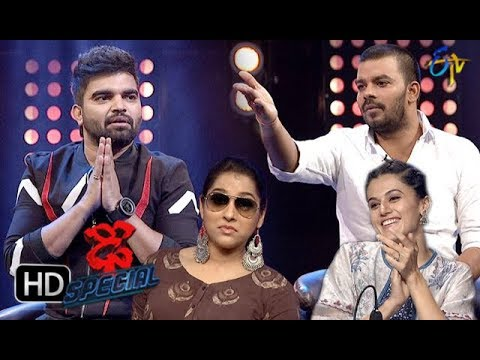 Xxx Mp4 Dhee 10 Special 29th August 2018 Full Episode ETV Telugu 3gp Sex