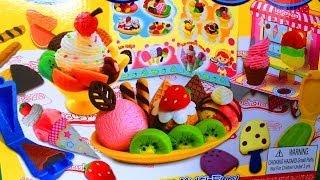 Doh-Dough Ice Cream Set Play Dough Ice Cream Shop, Ice Cream Swirl - Like Play-Doh