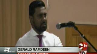 Ramdeen Taking Partial Responsibility For Ayers-Caesar's Resignation