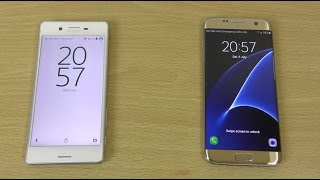 Sony Xperia X Performance vs Samsung Galaxy S7 Edge - Speed & Camera Test!