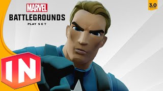Disney Infinity 3.0 - Marvel Battlegrounds: The Movie (ALL Cut Scenes)