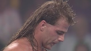 Shawn Michaels vs. Razor Ramon: Raw, August 1, 1994