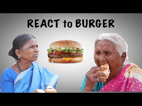 Xxx Mp4 Village Elders React To Burger React To Food My Village Show 3gp Sex