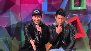 MeleTOP - Temubual Bersama Shafiq Yusof, Kamal Adli & Zizan Razak [27.05.2014]